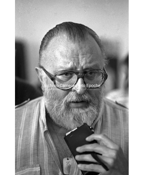Sergio Leone - During An Interview