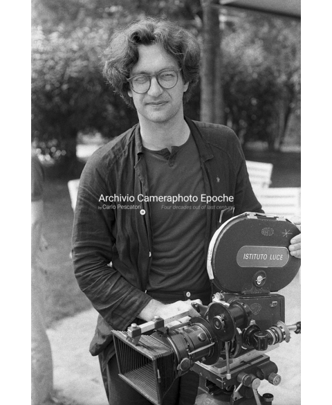 Wim Wenders - With A Camera