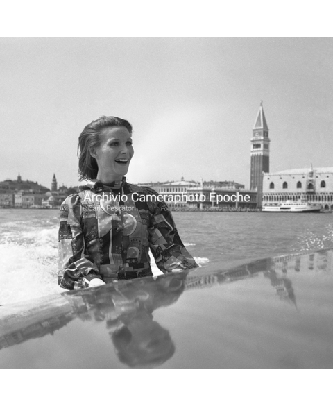 Adrienne Corri - On The Canal Grande