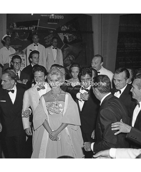 Brigitte Bardot - Surrounded By The Crowd