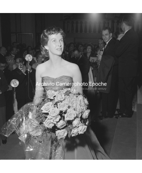 Betsy Blair - With A Bouquet