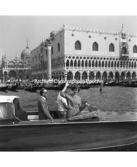 Betsy Blair - On The Canal Grande