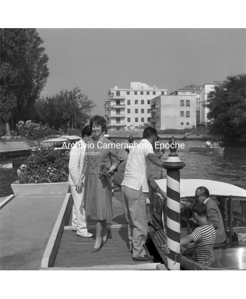 Betsy Blair - Getting Off The Water Taxi