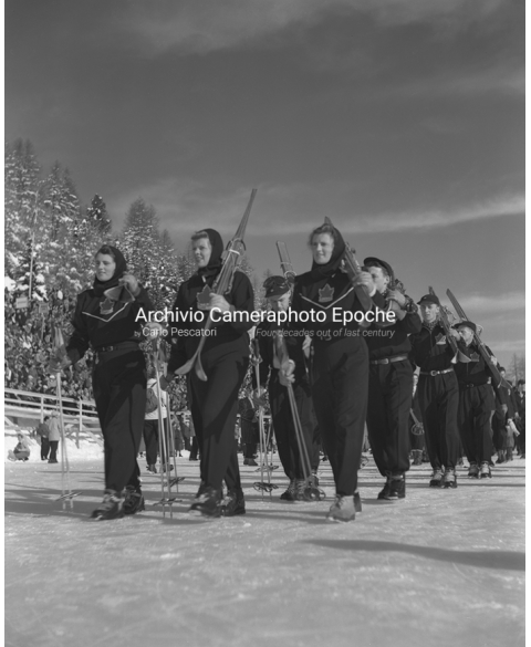 St.Moritz Winter - Women Team