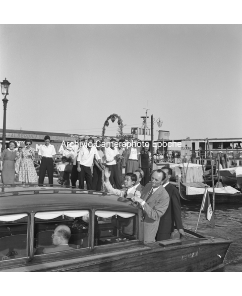Akihito - On A Water Taxi