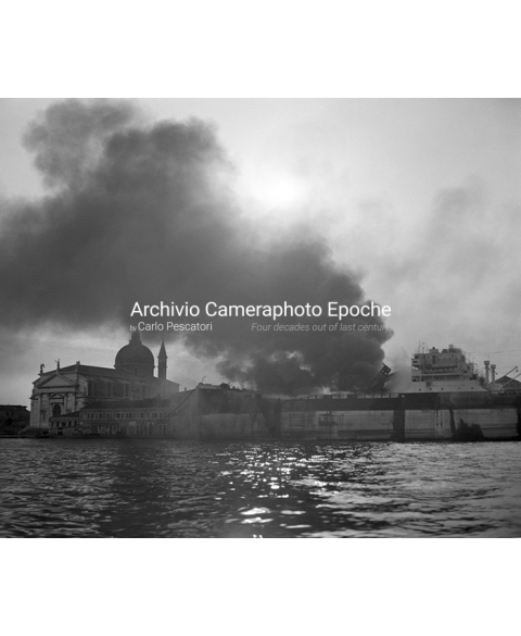 Tank Ship Fire - Smoke On The Water