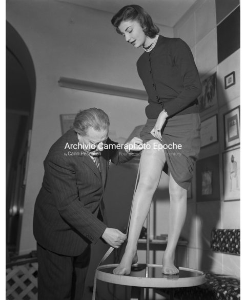 Tights Museum - Standing On The Table