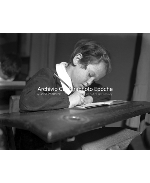 Italian Boys' School - Writing