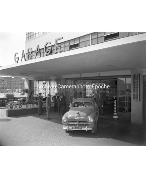 Venice Garage - Exiting The Autorimessa