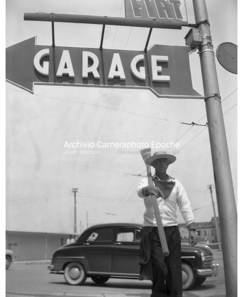 Venice Garage - Under The Sign