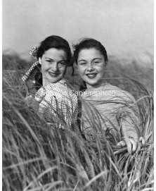 Girls In The Fields
