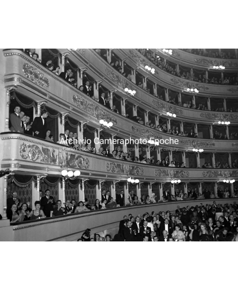Theater 'La Scala' - Teatro La Scala