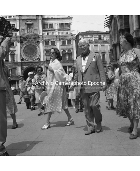 Charlie Chaplin - In St. Mark Square