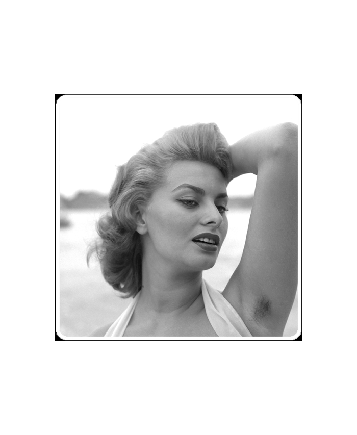 Sophia Loren 1955 (2 cards in this deck).