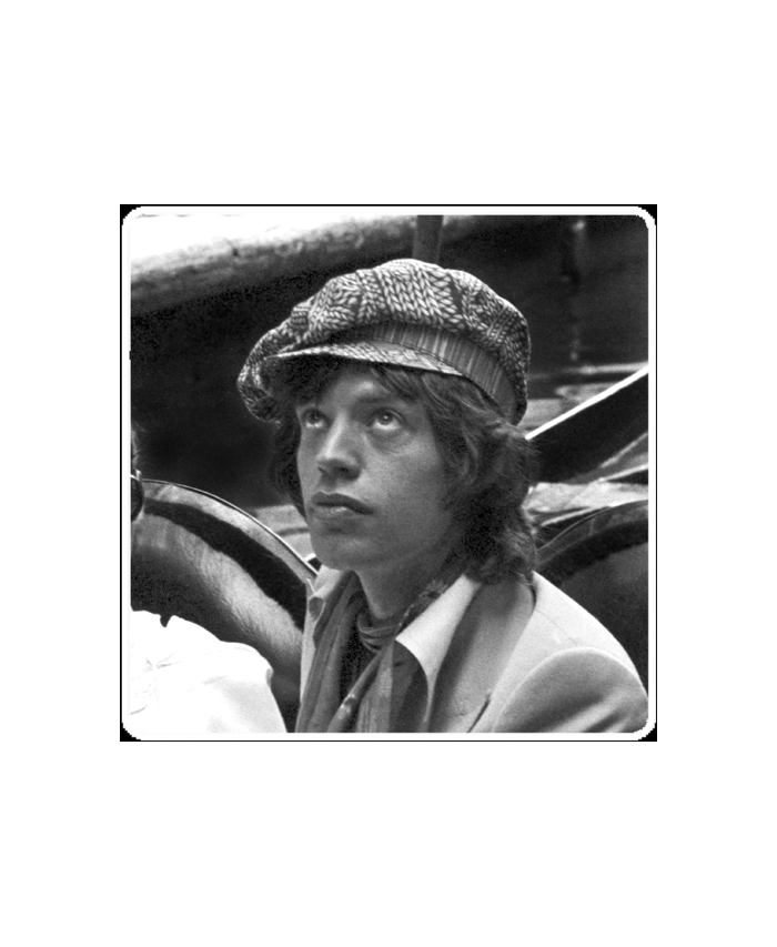 Mick Jagger 1971 (2 cards in this deck).