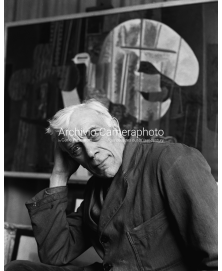 Portrait Of Georges Braque