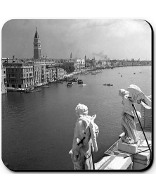 St Mark's basin from Salute church, 1948.