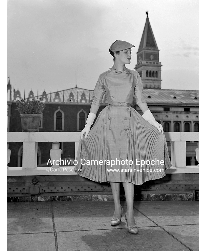 Venice Fashion Dior - From The Terrace