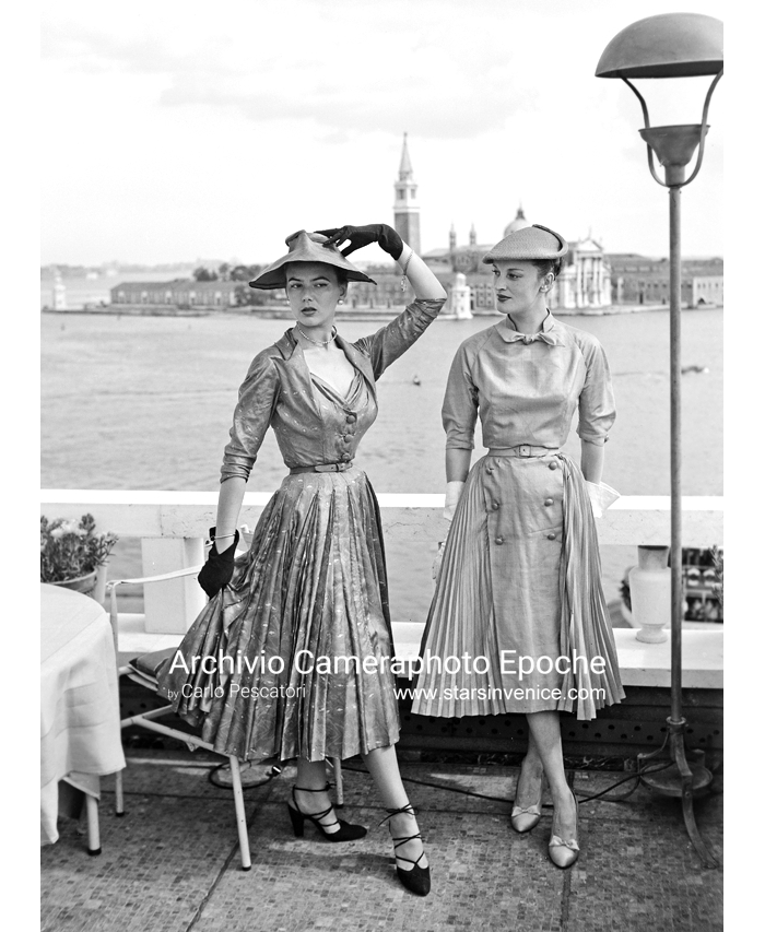 Venice Fashion Dior - On The Terrace