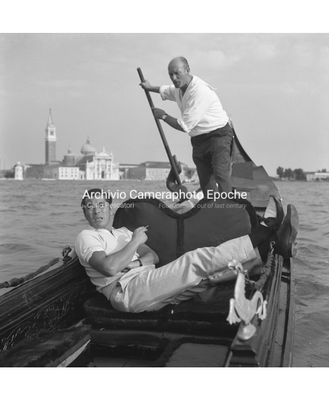 Toshiro Mifune - Toshiro Mifune On The Gondola