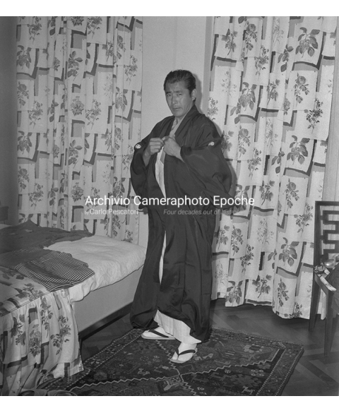 Toshiro Mifune - Wearing The Haori