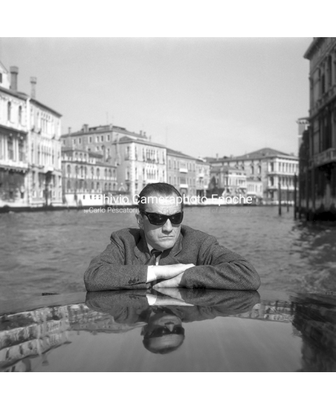 Luchino Visconti - On The Canal Grande