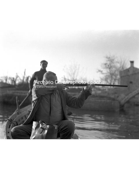 Ernest Hemingway - Hunting At Torcello