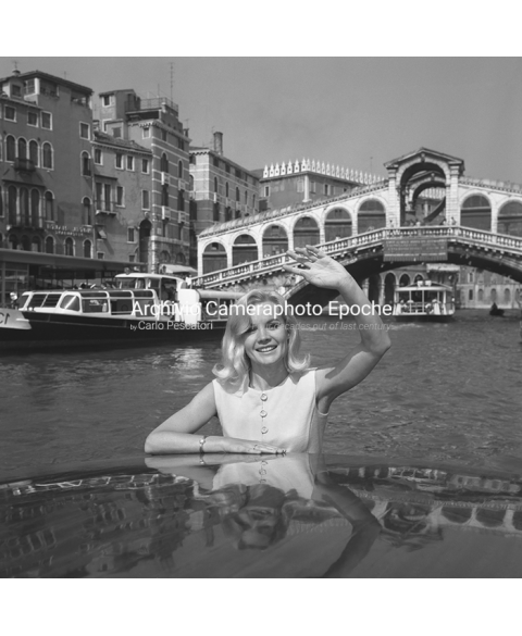 Carroll Baker - Portrait On A Water Taxi