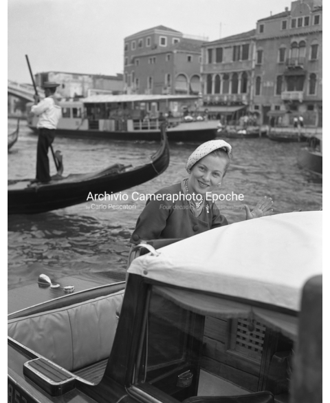Joan Fontaine - Cheers From The Water Taxi