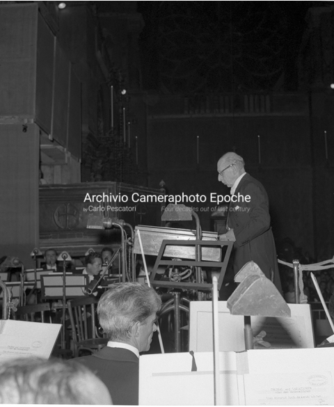 Igor Stravinsky - During The Concert