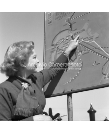 Pointing The Map