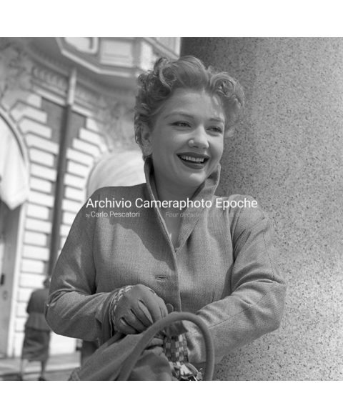 Anne Baxter - Portrait Of Anne Baxter
