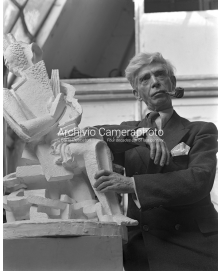 Portrait Of Ossip Zadkine