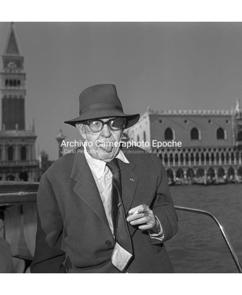John Ford - Poking His Tongue