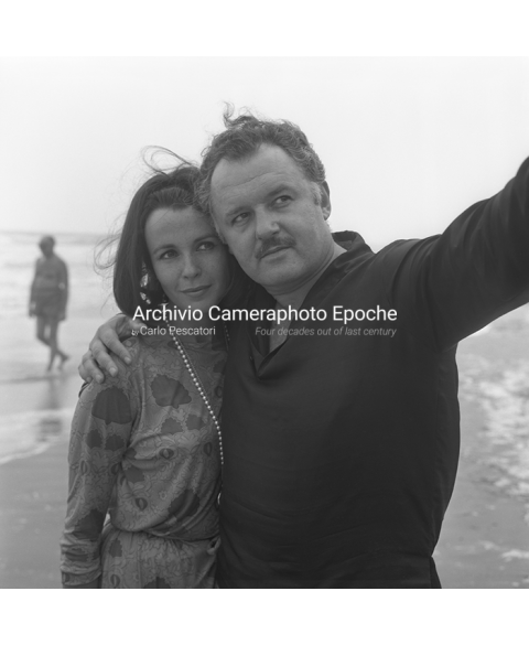 Rod Steiger - With Claire Bloom