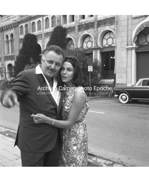 Rod Steiger - With His Wife