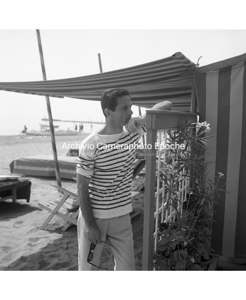 Pierpaolo Pasolini - On The Lido Beach