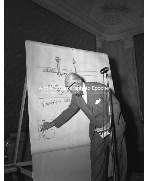 Le Corbusier - Drawing