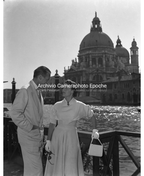 Douglas Fairbanks Jr. - On The Canal Grande