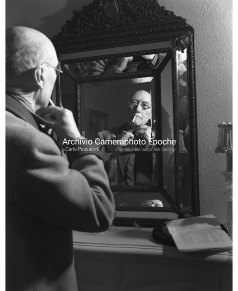 Andre' Gide - In The Mirror