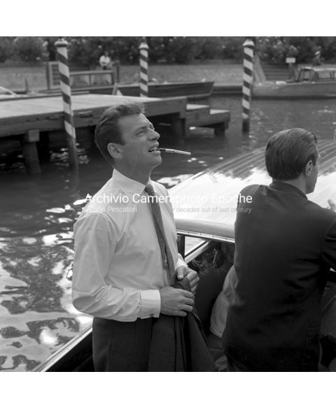 Yves Montand - On A Water Taxi