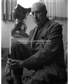 Portrait Of Jean Arp