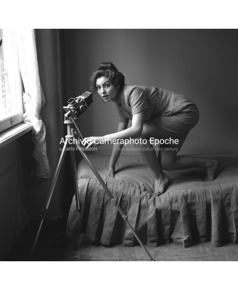 Rosanna Schiaffino - Playing With The Camera