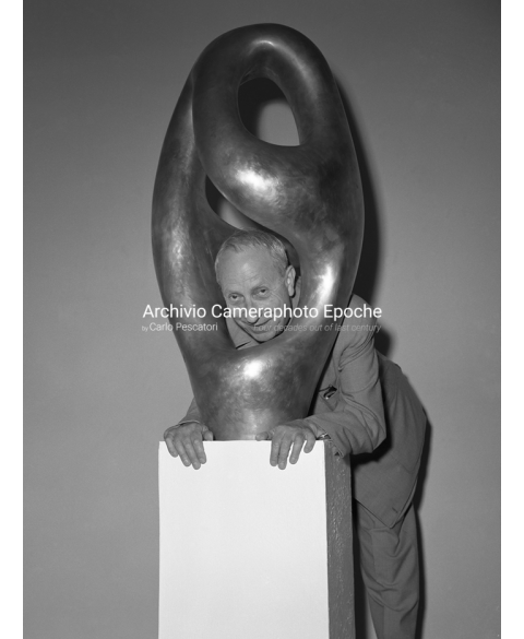 Jean Arp - In The Sculpture