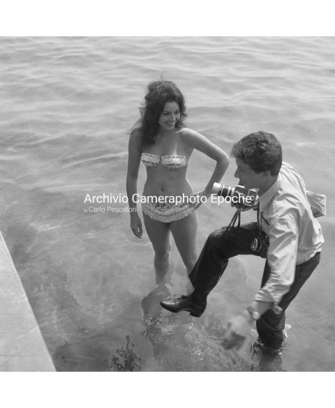 Rosanna Schiaffino - Shooting In The Water
